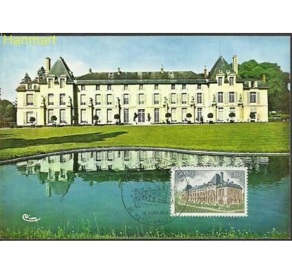 Znaczek Francja 1976 Mi 1957 Karta Max