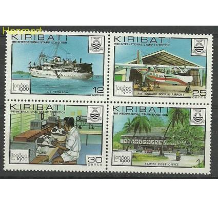 Znaczek Kiribati 1980 Mi 349-352 Czyste **