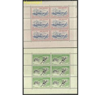 Znaczek Nowa Zelandia 1957 Mi ark371-372x Czyste **