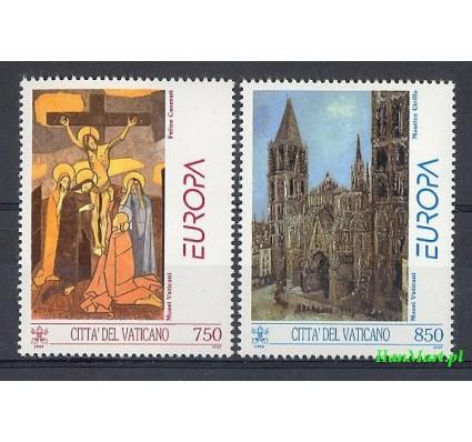 Znaczek Watykan 1993 Mi 1099-1100 Czyste **