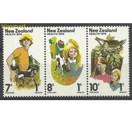 Znaczek Nowa Zelandia 1976 Mi 691-693 Czyste **