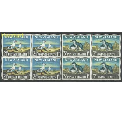 Znaczek Nowa Zelandia 1964 Mi vie433-434 Czyste **