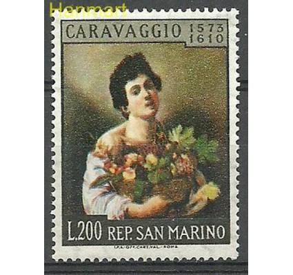 Znaczek San Marino 1960 Mi 681 Czyste **