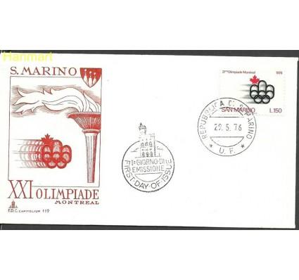 Znaczek San Marino 1976 Mi 1118 FDC