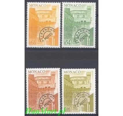 Monako 1977 Mi 1275-1278 Czyste **
