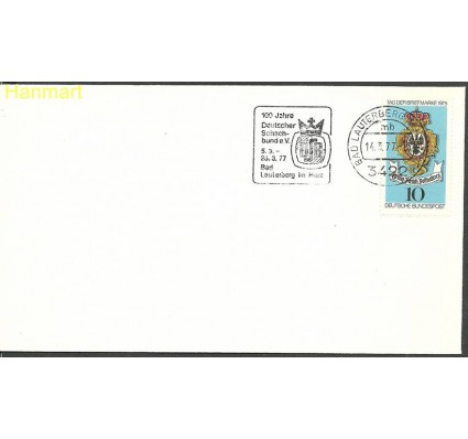 Znaczek Niemcy 1975 Mi 866f FDC