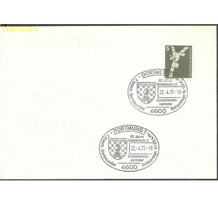 Znaczek Niemcy 1975 Mi 846 FDC