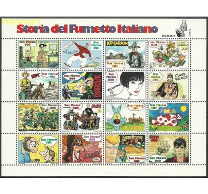 Znaczek San Marino 1997 Mi ark 1732-1747 Czyste **