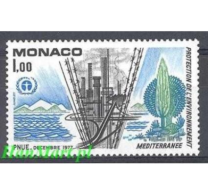 Monako 1977 Mi 1295 Czyste **