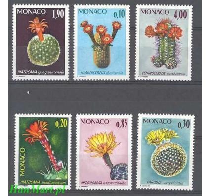 Znaczek Monako 1974 Mi 1154-1159 Czyste **
