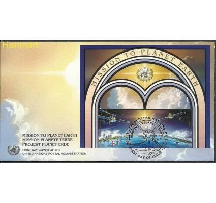 Znaczek Narody Zjednoczone Nowy Jork 1992 Mi 633-634 FDC