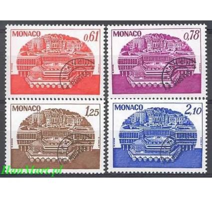 Monako 1978 Mi 1321-1324 Czyste **