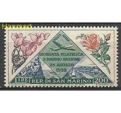 Znaczek San Marino 1952 Mi 490 Czyste **