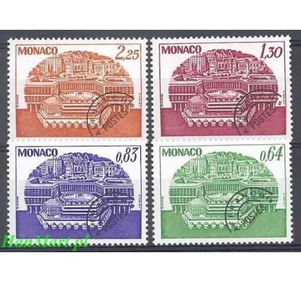 Monako 1979 Mi 1359-1362 Czyste **