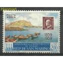 San Marino 1959 Mi 634 Czyste **