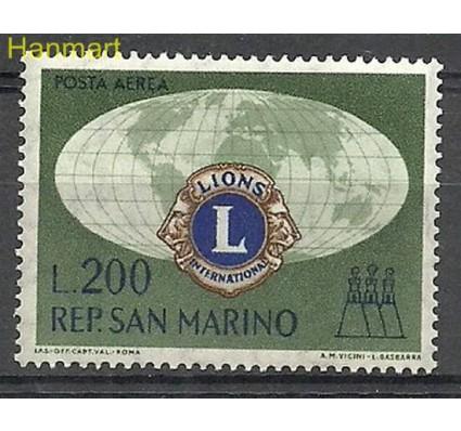 Znaczek San Marino 1960 Mi 664 Czyste **