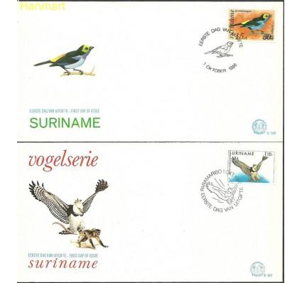 Znaczek Surinam 1986 Mi 1187-1188 FDC