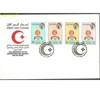 Znaczek Bahrajn 1994 Mi 543-546 FDC