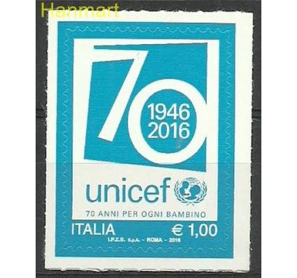 Znaczek Włochy 2016 Mi 3953 Czyste **