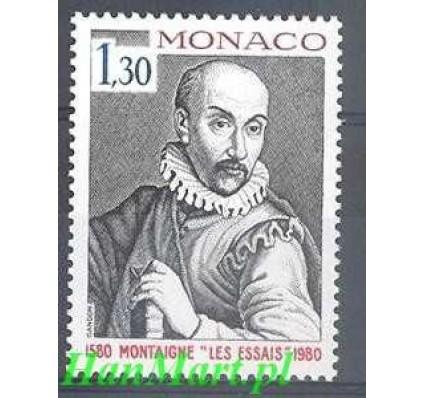 Monako 1980 Mi 1424 Czyste **