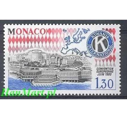 Znaczek Monako 1980 Mi 1426 Czyste **