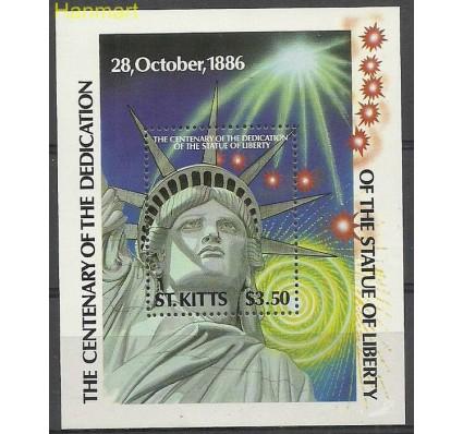 Znaczek Saint Kitts 1986 Mi bl5 Czyste **