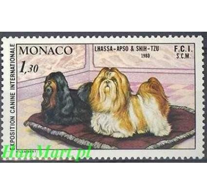 Znaczek Monako 1980 Mi 1428 Czyste **