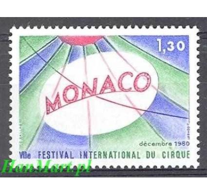 Monako 1980 Mi 1444 Czyste **