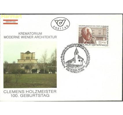 Znaczek Austria 1986 Mi 1843 FDC