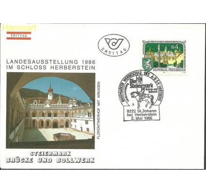 Znaczek Austria 1986 Mi 1847 FDC