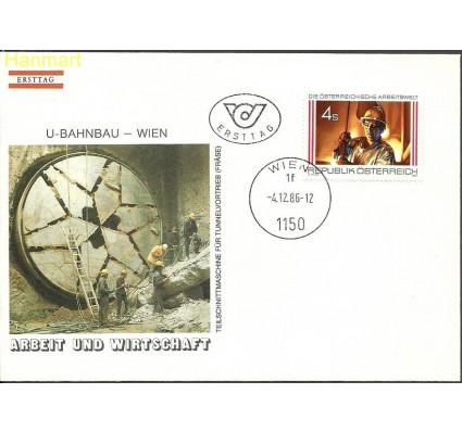 Znaczek Austria 1986 Mi 1872 FDC