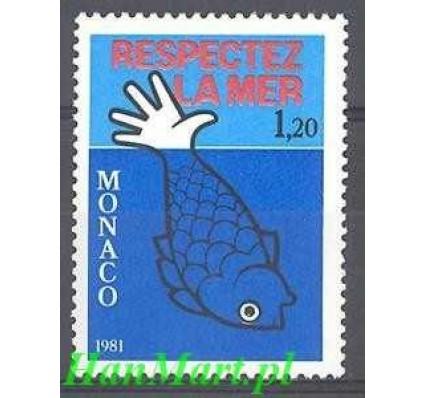 Monako 1981 Mi 1464 Czyste **