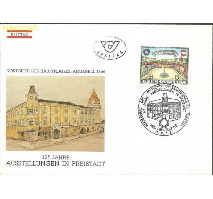 Znaczek Austria 1987 Mi 1893 FDC