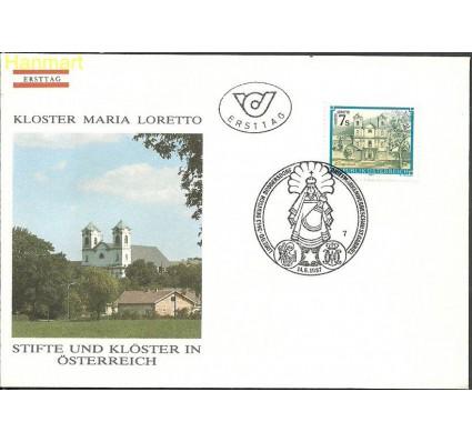 Znaczek Austria 1987 Mi 1894 FDC