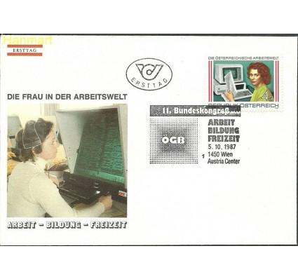 Znaczek Austria 1987 Mi 1902 FDC