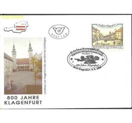 Znaczek Austria 1996 Mi 2186 FDC