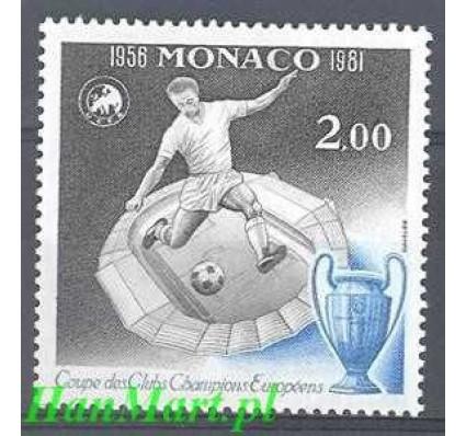 Monako 1981 Mi 1475 Czyste **