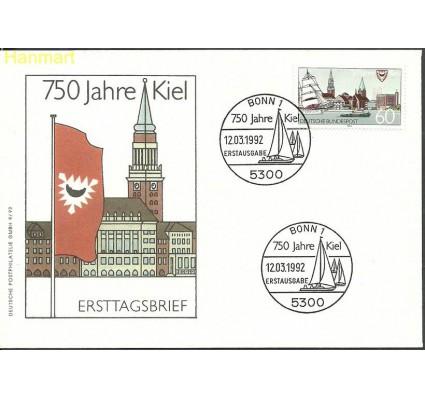 Znaczek Niemcy 1992 Mi 1598 FDC