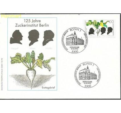 Znaczek Niemcy 1992 Mi 1599 FDC