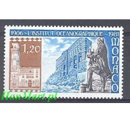 Monako 1981 Mi 1478 Czyste **