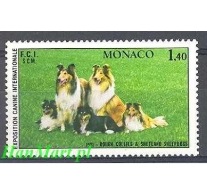Monako 1981 Mi 1480 Czyste **