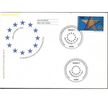 Niemcy 1992 Mi 1644 FDC