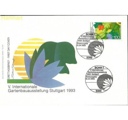 Znaczek Niemcy 1993 Mi 1672 FDC