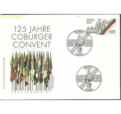 Znaczek Niemcy 1993 Mi 1676 FDC
