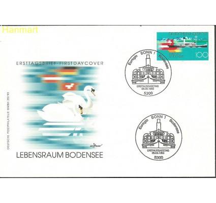 Znaczek Niemcy 1993 Mi 1678 FDC