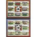 Liberia 2002 Mi ark4542-4573 Czyste **