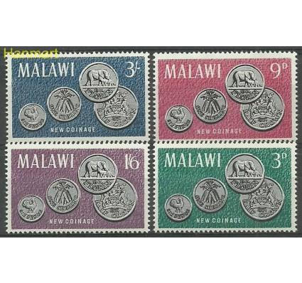 Znaczek Malawi 1965 Mi 23-26 Czyste **