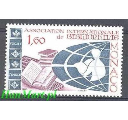 Monako 1982 Mi 1548 Czyste **