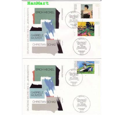 Znaczek Niemcy 1994 Mi 1748-1750 FDC