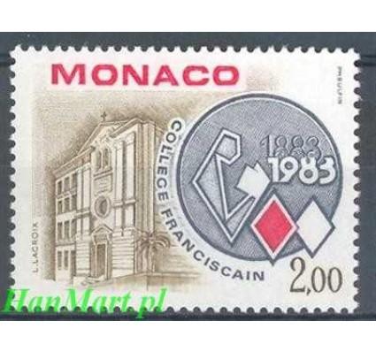 Znaczek Monako 1983 Mi 1581 Czyste **